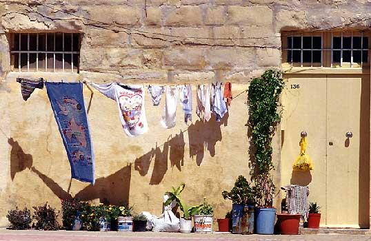 Tvätt på tork, Marsaxlokk