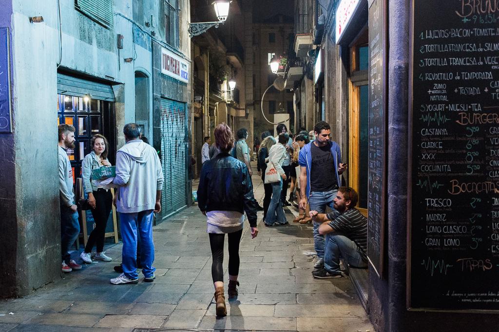 Barri Gothic, Barcelonas gamla stadsdelar