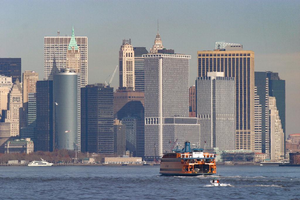 Färjan till Staten Island