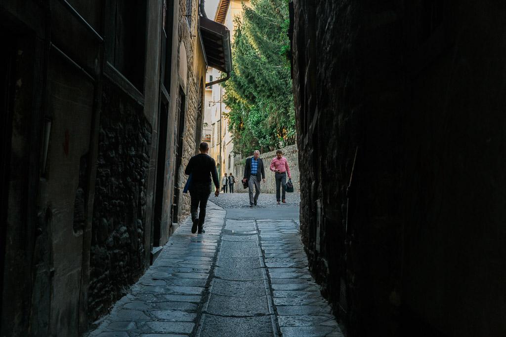 Gator, Bergamo, Citta Alta