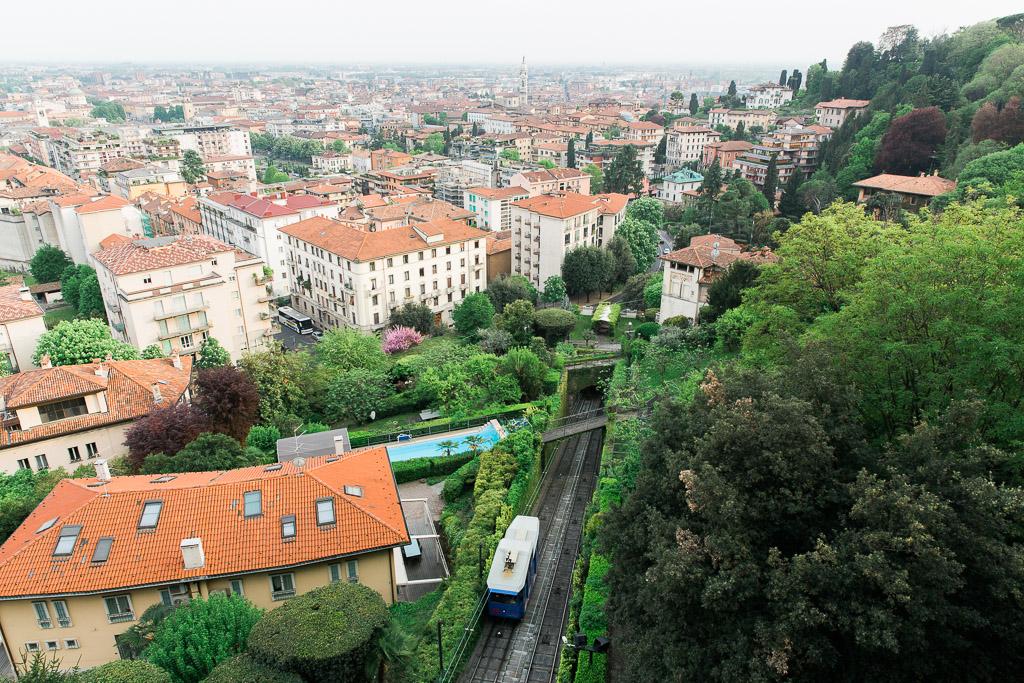 Bergbana, Bergamo
