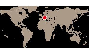 Karta Comosjön