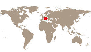 Karta Bergamo