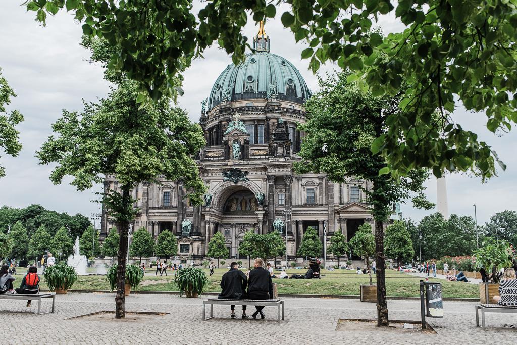 Katedralen Berliner Dom