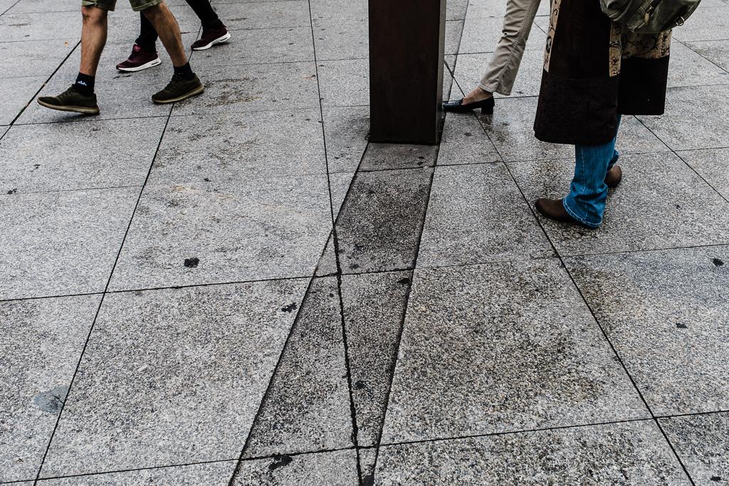 Berlinmuren, Potsdamer Platz