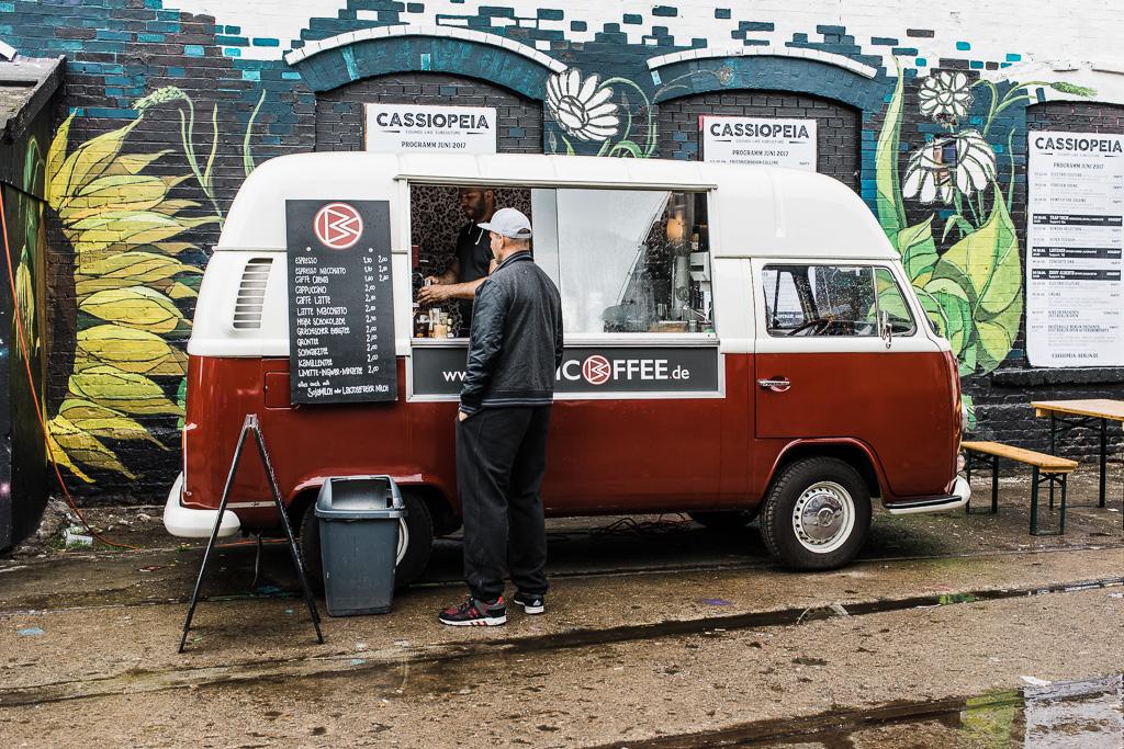 Streetfood, RAW-area, Friedrichschain