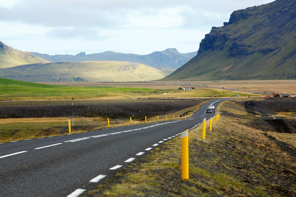 Route 1, Islands huvudväg