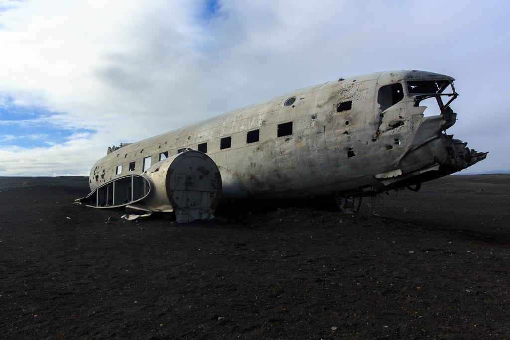 DC3 flygplan, Island