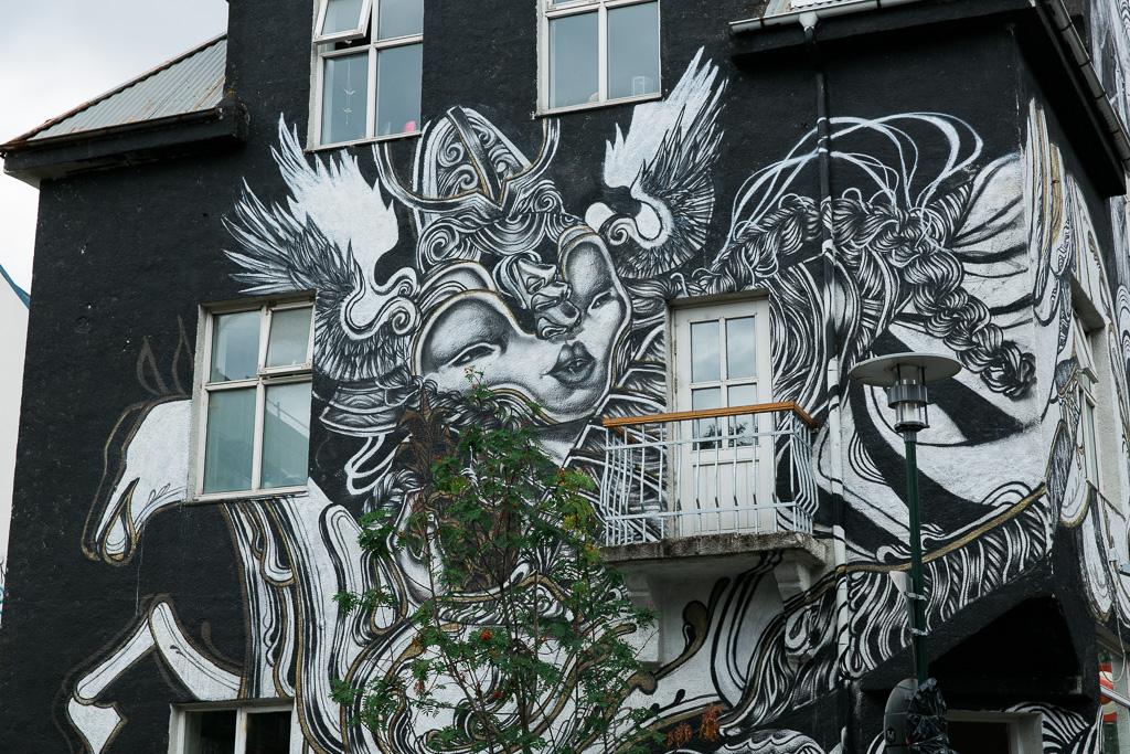 Graffiti, Reykjavik