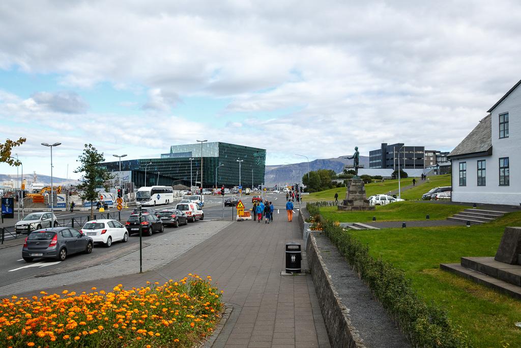 Harpa, operahus, Reykjavik