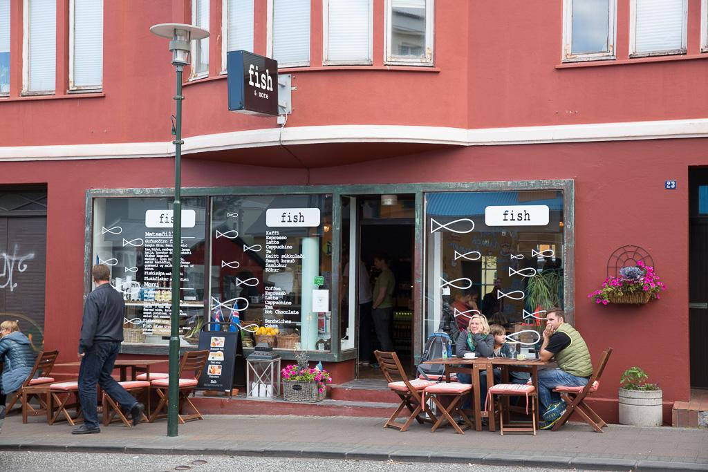 Restauranger, Reykjavik
