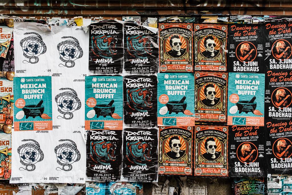 Affischer, Berlin
