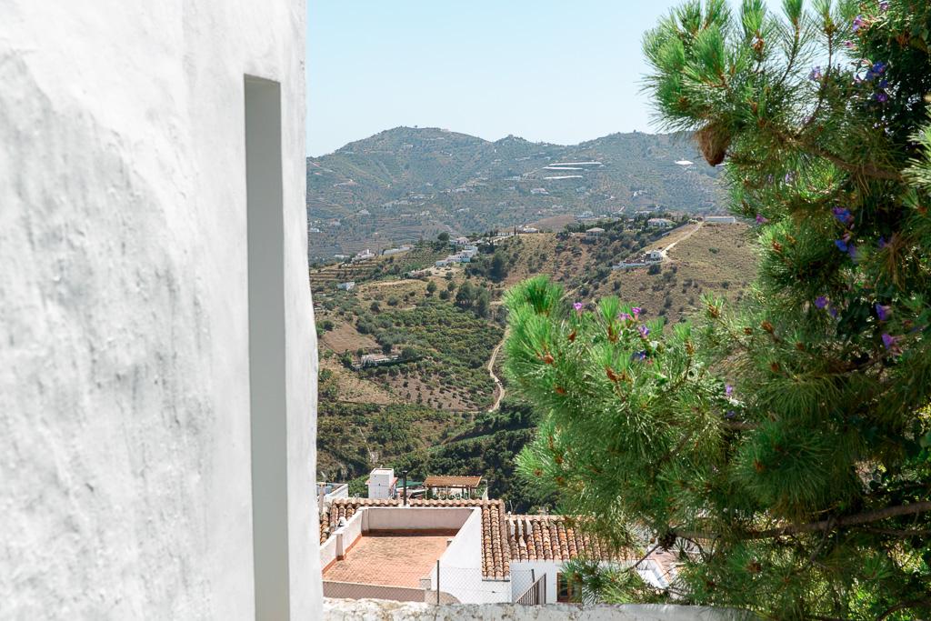 Utsikt över Sierra de Almijara