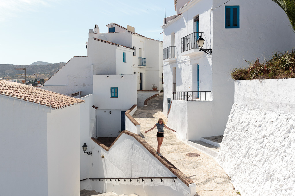 Den vita byn
