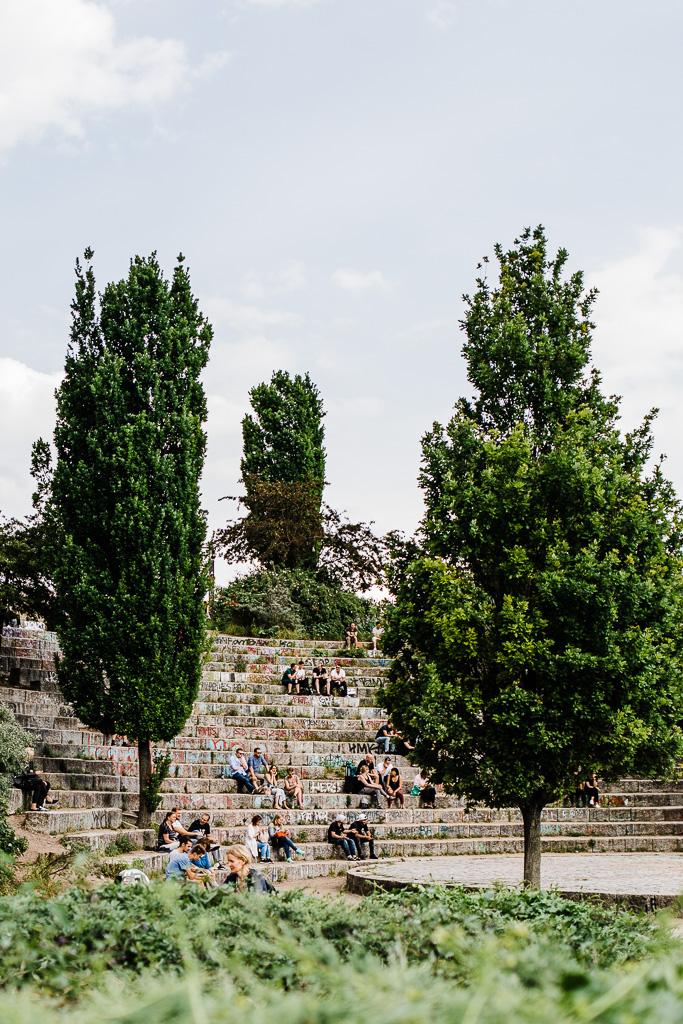 Amfiteater, Mauerpark