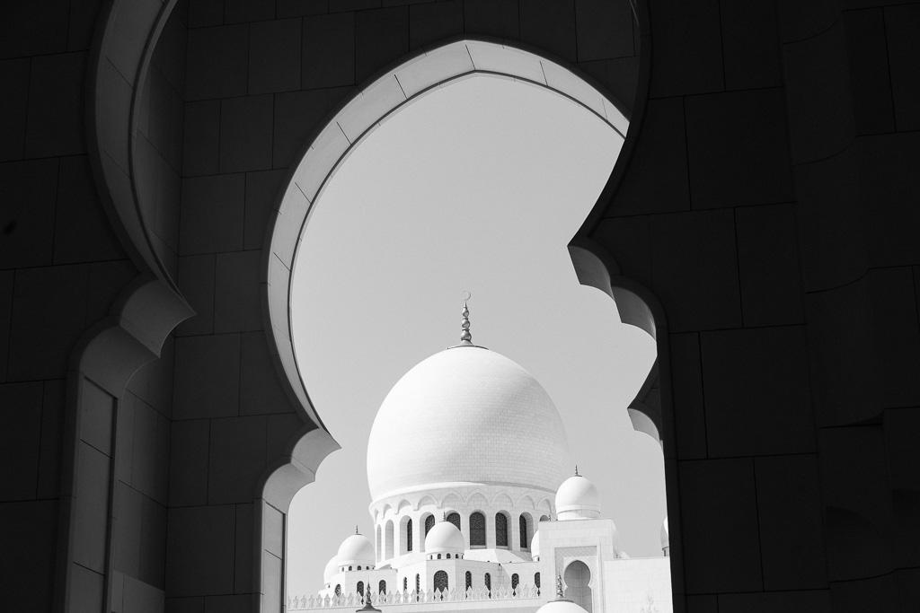 Sheikh Zayed-moskén, Abu Dhabi