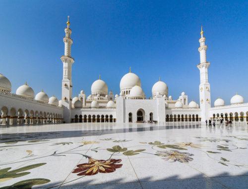 Tre dagar i Abu Dhabi