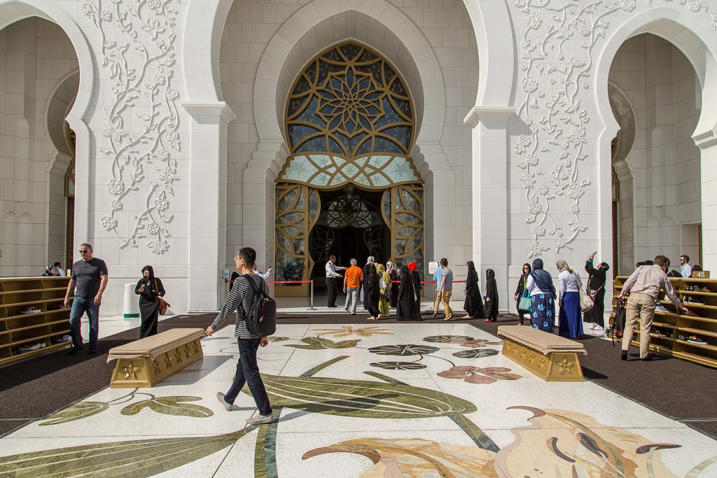 Sheikh Zayed Moskén Abu Dhabi