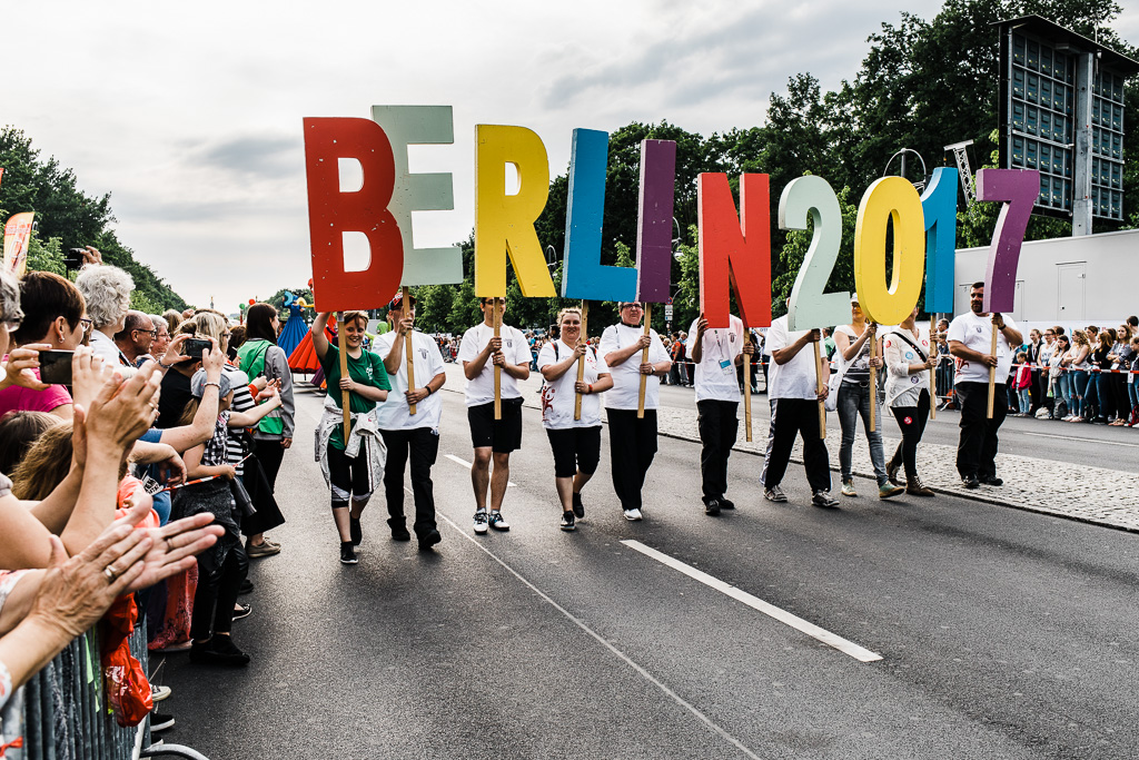 Turnfest, Berlin