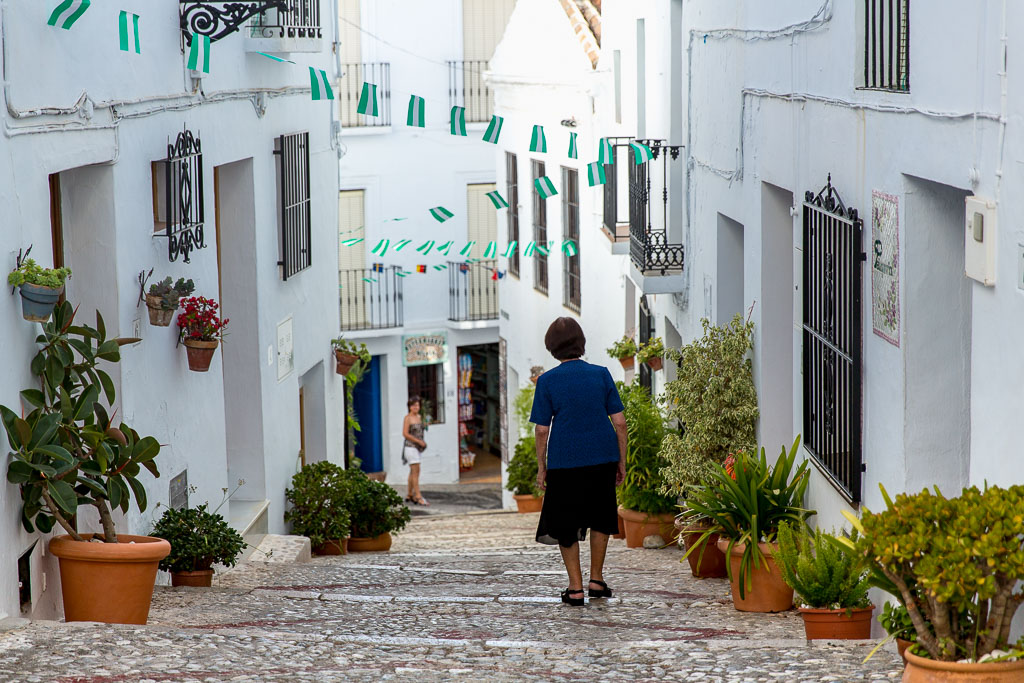Frigiliana, Spaniens vackraste by