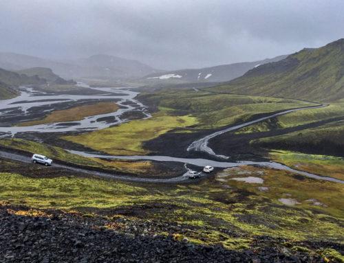 Roadtrip på södra Island