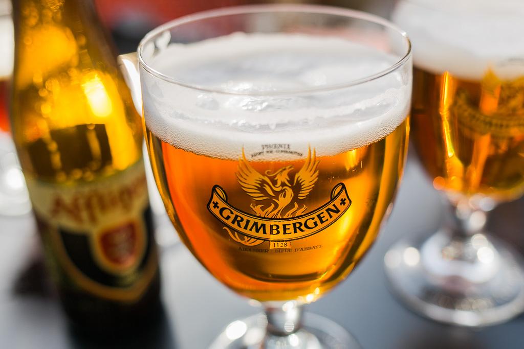 Öl från Belgien