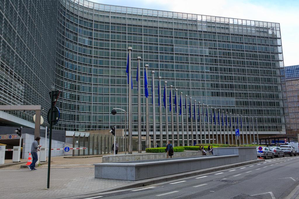EU-kommissionen, Bryssel
