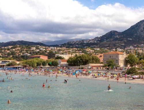 L'Ile Rousse, Korsika