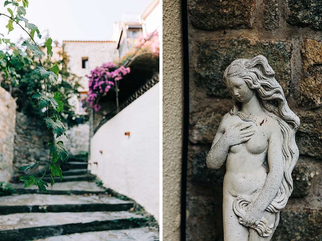 Monticello, Korsika