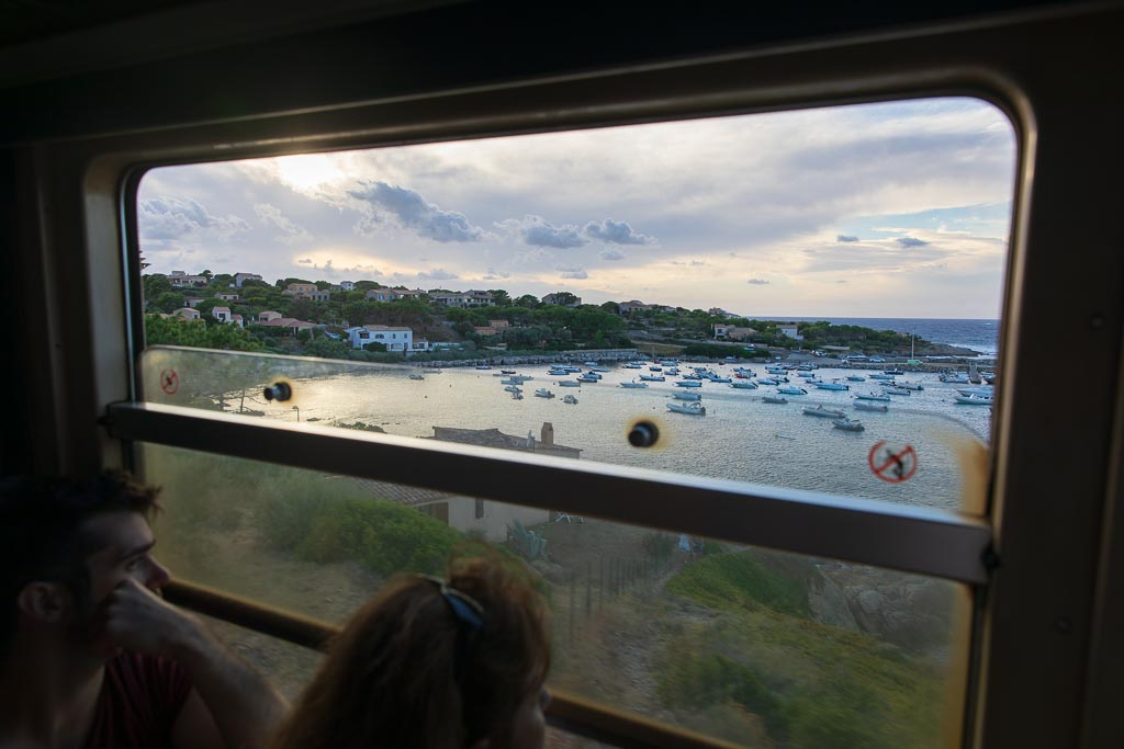 Balagne Tramway, Calvi-L'Ile Rousse