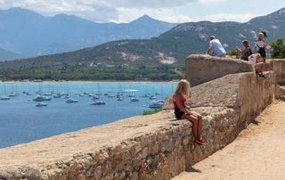 Citadellet, Calvi, Korsika