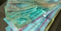 Kontanter i reskassan