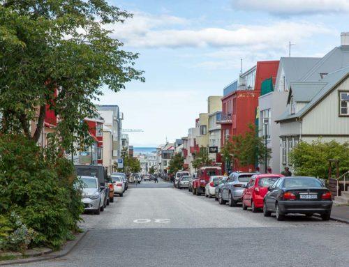 Reykjavik – en liten storstad