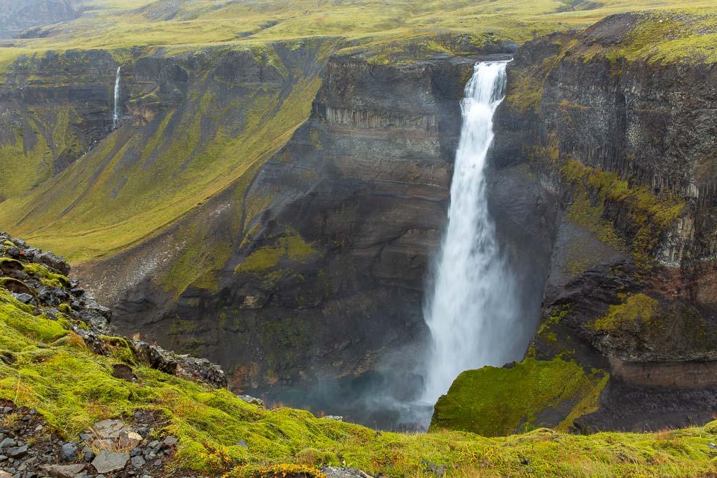 Haifoss, Islands tredje största vattenfall