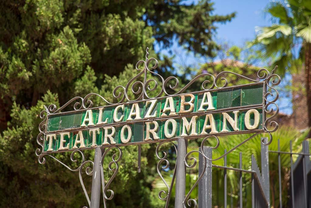 Romersk teater i Malaga