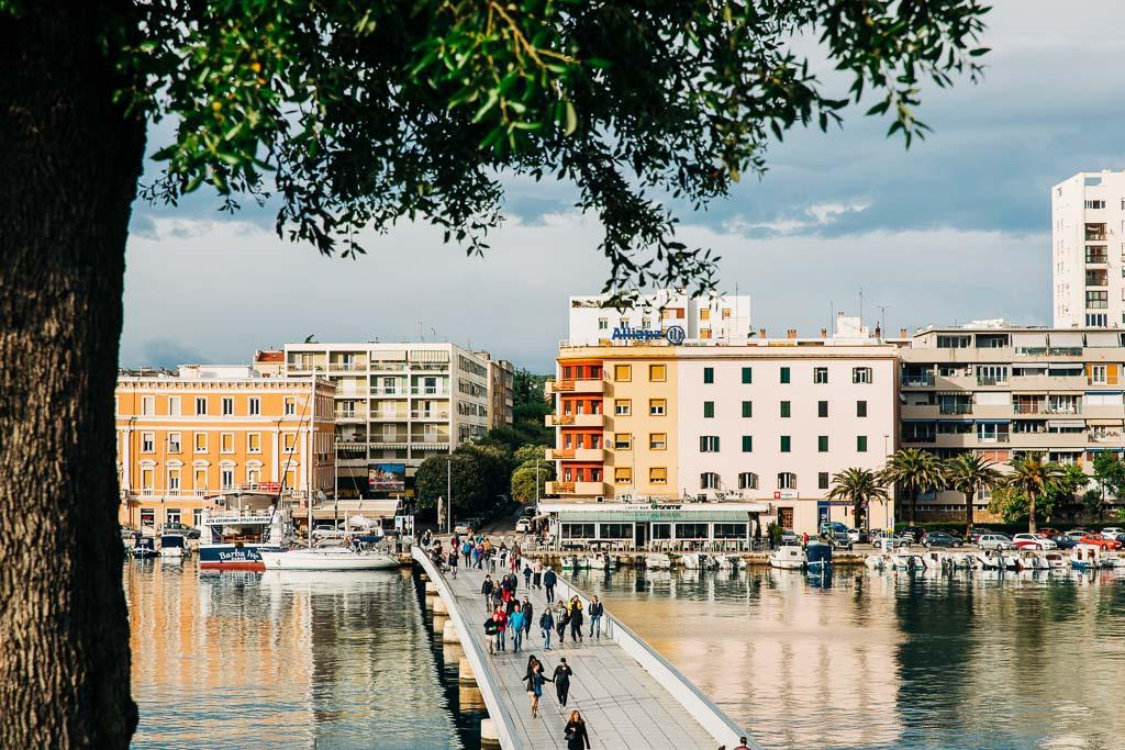 Bro i Zadar