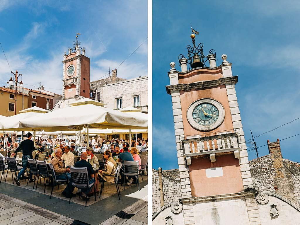 Zadars gamla stad