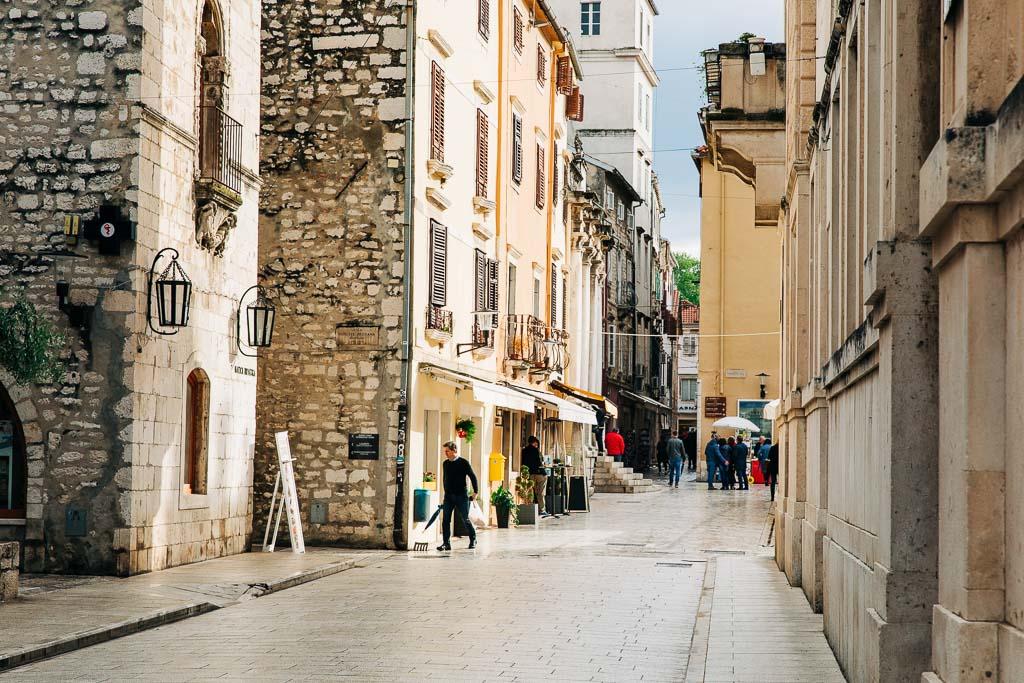 Gamla stan, Zadar